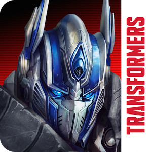 Transformers-Age-of-extinction Jogos para Android e iOS Grátis - Transformers Age of Extinction by Mobage