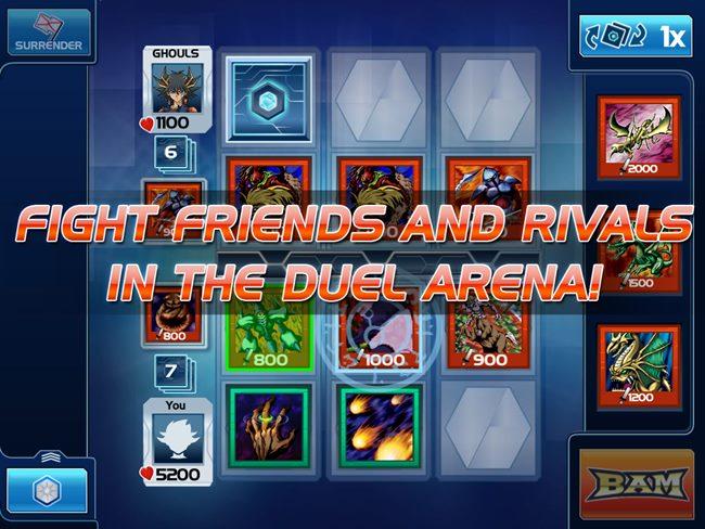 Yu-Gi-Oh-bam-pocket-2 Yu-Gi-Oh! BAM Pocket: Jogo de cartas chega ao Android
