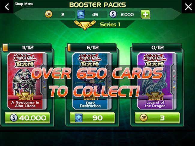 Yu-Gi-Oh-bam-pocket-3 Yu-Gi-Oh! BAM Pocket: Jogo de cartas chega ao Android