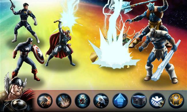 avengers-alliance 25 Melhores Jogos Grátis para Windows Phone - 1º Semestre de 2014