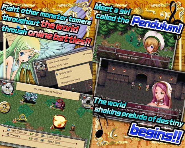 band-of-monsters-2-android-horz Promoção: Dois RPGs da Kemco estão de graça no Android, por tempo limitado