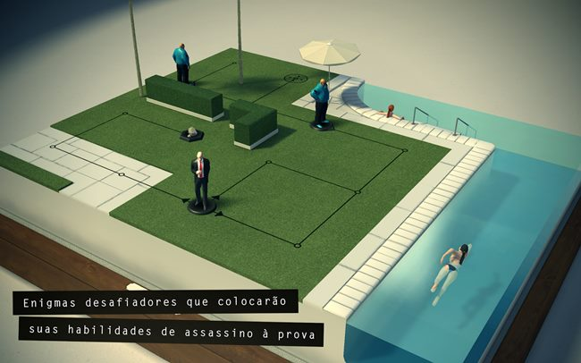 hitman-go-android Hitman Go chega ao Windows Phone e Windows 8