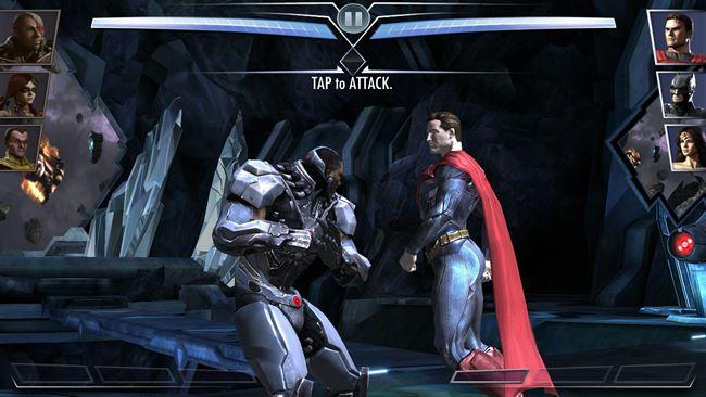 injustice-android 25 Melhores Jogos de Luta OFFLINE para Android e iOS