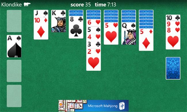jogo-paciencia-para-windows-phone-oficial 25 Melhores Jogos Grátis para Windows Phone - 1º Semestre de 2014