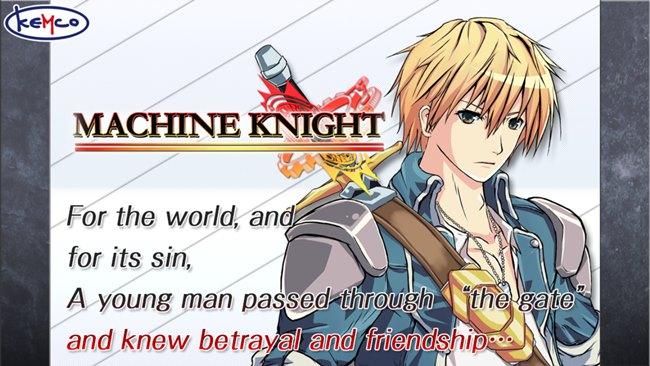 machine-knight-1 Promoção: Dois RPGs da Kemco estão de graça no Android, por tempo limitado