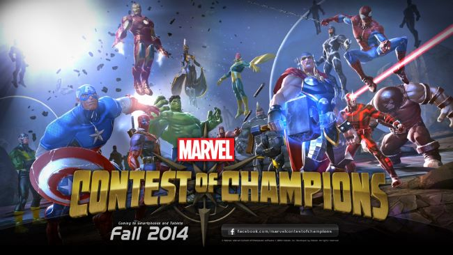 Marvel Contest of Champions (Android e iOS)