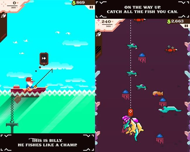 ridiculus-fishing-android