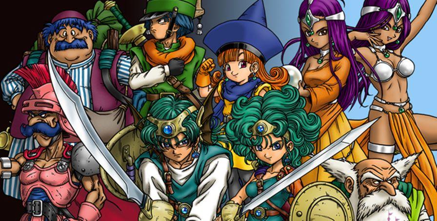 DQ4 Dragon Quest IV: Chapters of the Chosen será lançado para Android e iOS