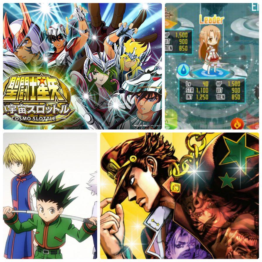 Jogos-de-anime-android-ios-so-no-japao TGS 2014: One Piece, CDZ e outros jogos de anime que você não vai jogar