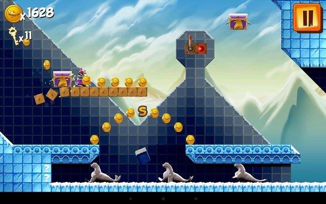 adventure-beaks-android 25 Jogos para Android Offline Para Você Baixar Grátis #2
