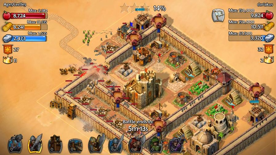 age-of-empires-windows-phone Age of Empires: Castle Siege é demonstrado e gera revolta na fanbase