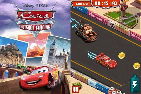 """carros-corrida-dos-campeos-java-android Gameloft lança novo jogo para celular da animação """"Carros"""""""