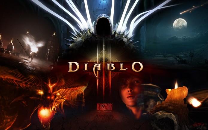 diablo-3 Diablo 3 quase chegou ao iPad