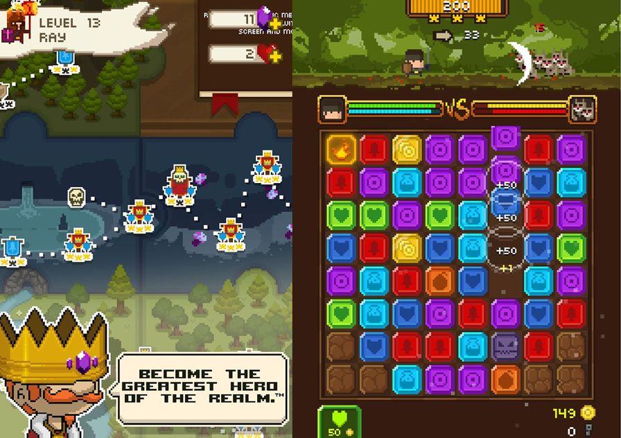 horde-of-heroes-1-horz Jogos Grátis para Android e iOS: Horde of Heroes