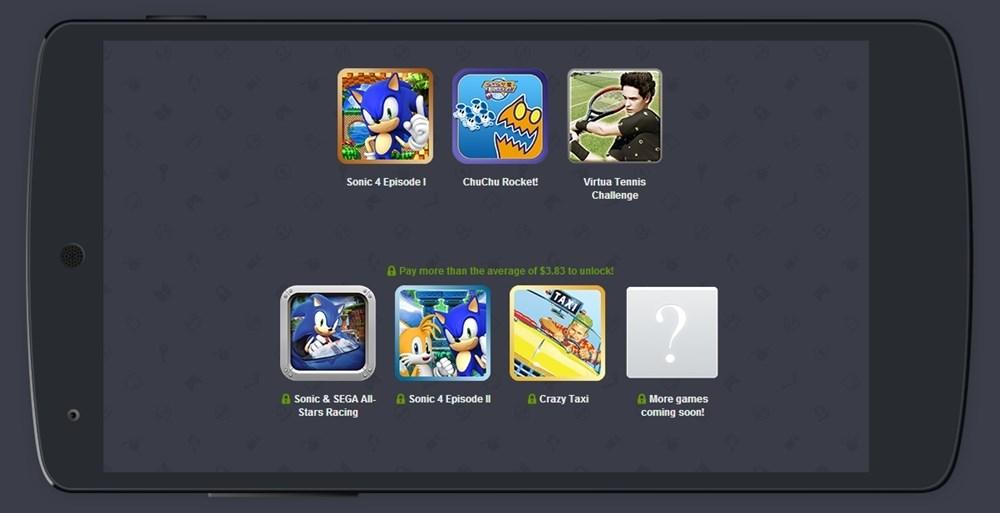 sega-android-jogos-promocao Jogos para Android em promoção: Sonic, Crazy Taxi e outros