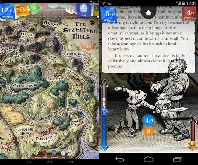 sorcery-android Sorcery: Adventure Clássico está gratuito por tempo limitado (Android)
