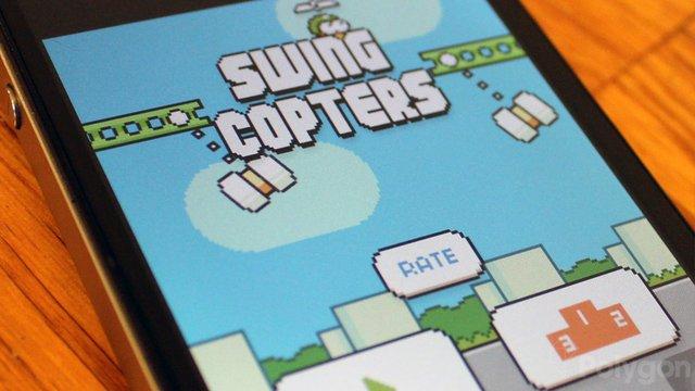 swing_copters_google_play.0.0_cinema_640.0 Swing Copters: Atualização deixa o jogo mais fácil