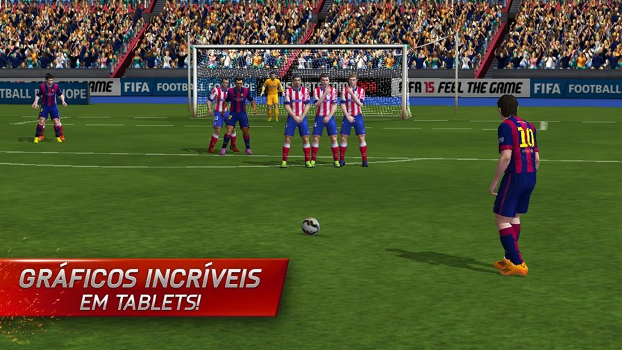 FIFA15-android-2 FIFA 15 chega primeiro ao Android