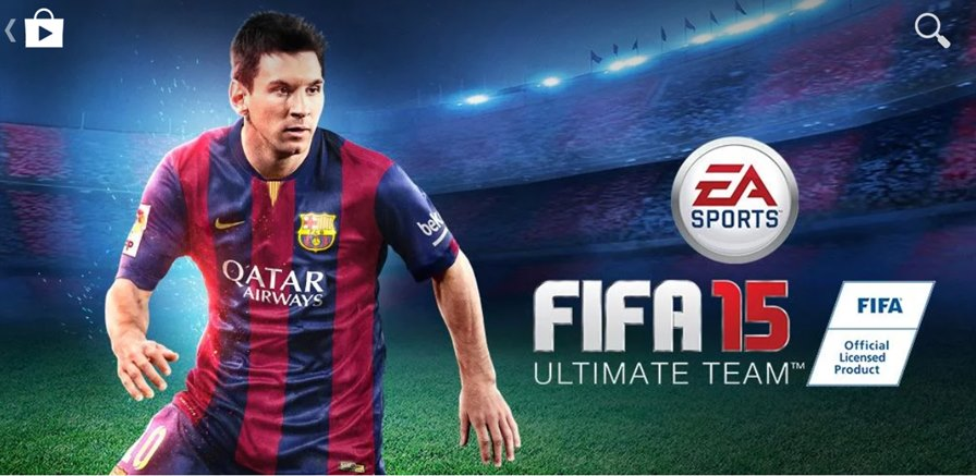 FIFA15-android