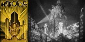 Metropolis-gold-horz-300x149 Bioshock tem forte inspiração em clássico do cinema