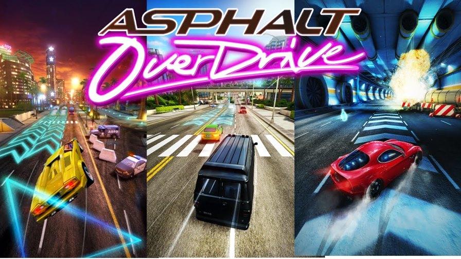 asphalt-overdrive-android-ios-windowsphone Asphalt Overdrive: Jogo terá carros inspirados em seriados dos anos 80