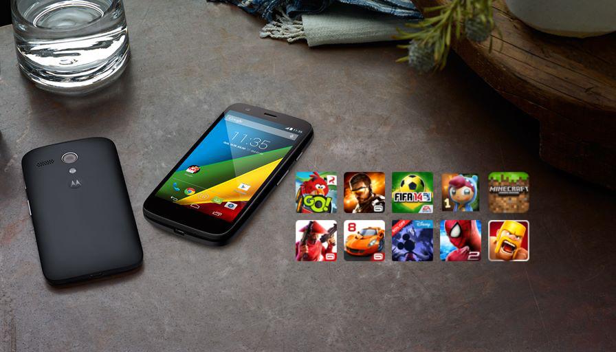 celular-android-motorola-moto-g Estudo revela o óbvio: tudo mundo acaba jogando mais no celular