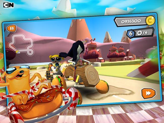 formula-cartoon-all-stars-android Melhores Jogos para Android da Semana # 26 - 2014