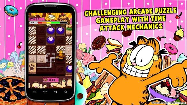 garfield-buffet Melhores Jogos para Android da Semana # 26 - 2014