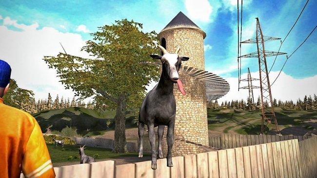 goat-simulatore-android 25 Melhores Jogos de Mundo Aberto OFFLINE do Android e iOS