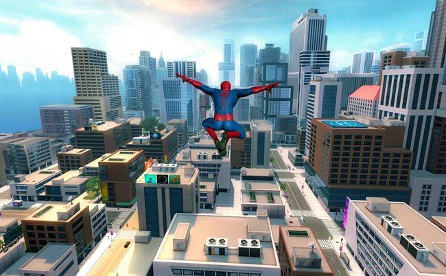 homem-aranha-2-android 10 Jogos Incríveis para o Motorola Moto G