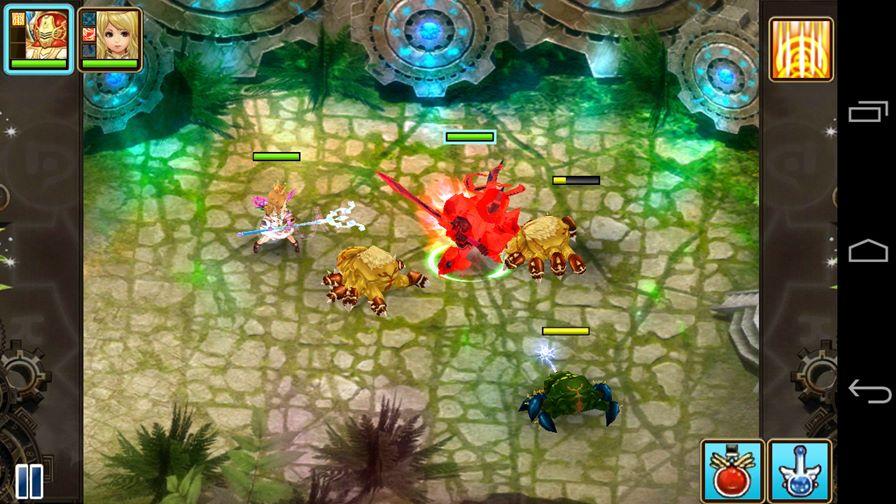 legend-of-roland-2 Melhores Jogos para Android Grátis – Setembro de 2014