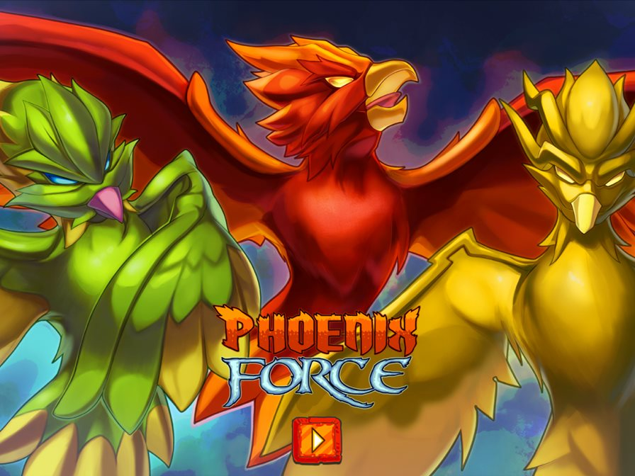 phoenix-force-android Phoenix Force - Jogo brasileiro para Android e PC