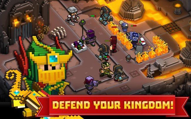 qube-kingdom Melhores Jogos para Android da Semana # 26 - 2014