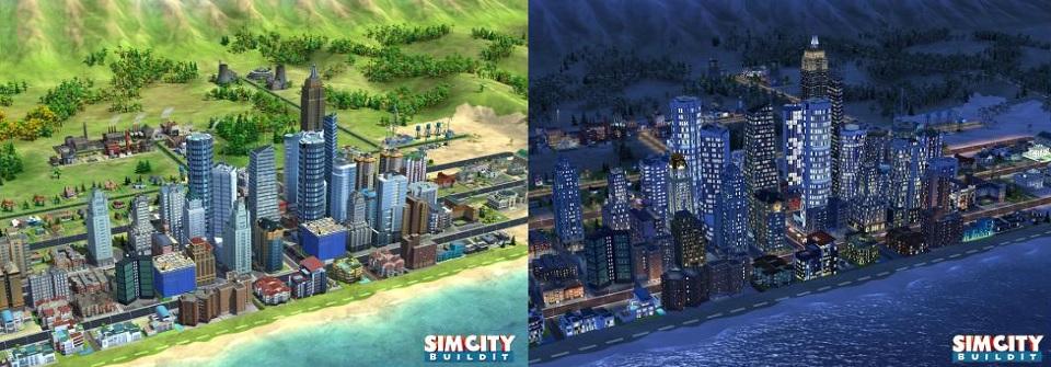 simcity SimCity BuildIt é anuncado para Android e iOS