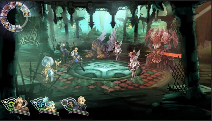 zodiac-ios Zodiac é um RPG para iOS dos produtores de Final Fantasy e Kingdom Hearts