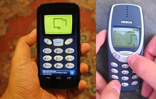 120130-Snake97-horz Jogos de celulares antigos no Android: Baixe Space Impact, Snake e Stack Attack