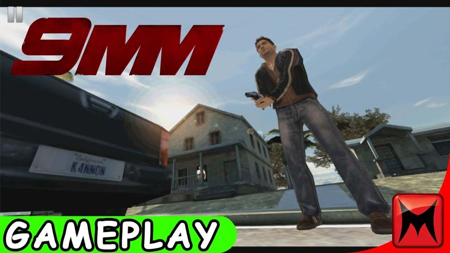 9mm-gameplay Gameplay Nostalgia: 9mm para Android e iOS