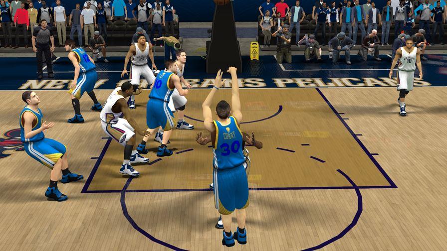 NBA2K15-ios NBA 2K15 é o jogo com gráficos mais impressionantes de 2014 (Android e iOS)