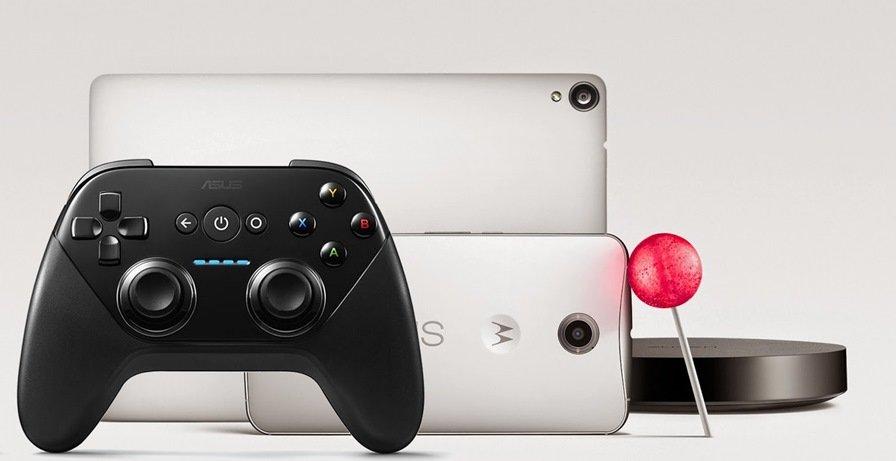 Nexus-Family Google renova a linha Nexus com foco em jogos para Android
