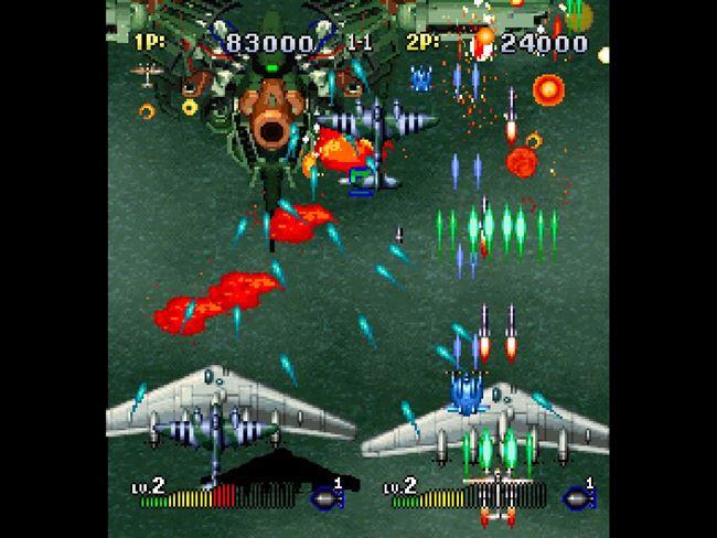 Strikers-1945-II3 Melhores Jogos para Android Grátis – Setembro de 2014