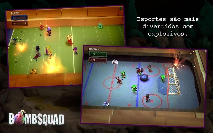 bombsquad-android-2 30 Melhores Jogos Multiplayer OFFLINE no Android (Bluetooth e Wi-Fi Local)