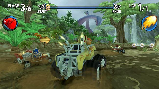 buggy-racing-beach-android Os 25 Melhores Jogos OFFLINE de Corrida para Android e iOS