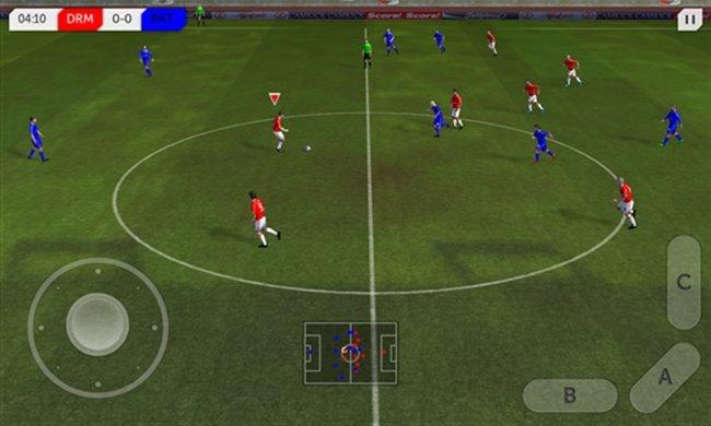 dream-soccer-windows-phone 25 Melhores Jogos Grátis para Windows Phone – 2º Semestre de 2014