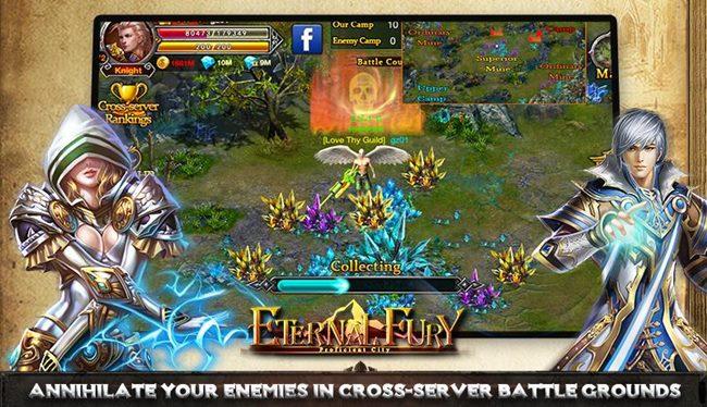 eterna-fury-android-2 Jogo para Android e iOS Grátis - Eternal Fury