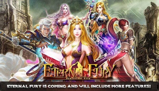 eterna-fury-android Jogo para Android e iOS Grátis - Eternal Fury
