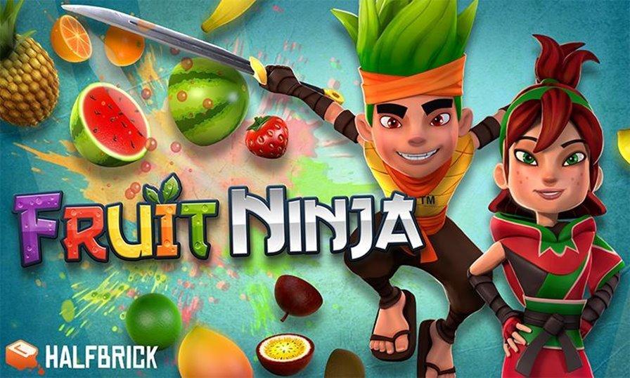 fruit-ninja-android Vale a Pena Baixar de Novo: Fruit Ninja recebe atualização com power-ups