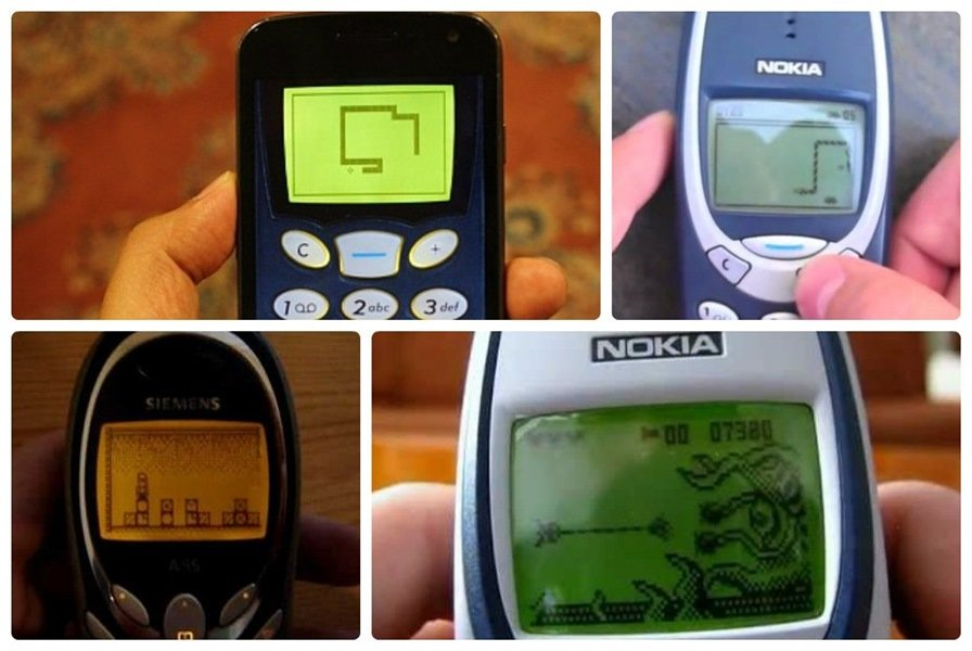 jogando-jogos-antigos-nokia-celular-android-snake-space-impact