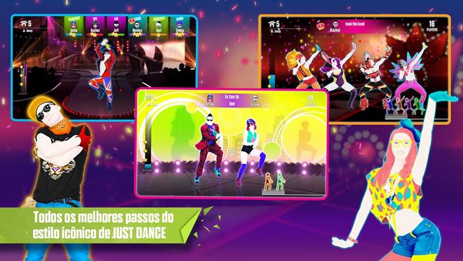 just-dance-now-android Melhores Jogos para Celular de 2014 (Android, Java, iOS e Windows Phone)