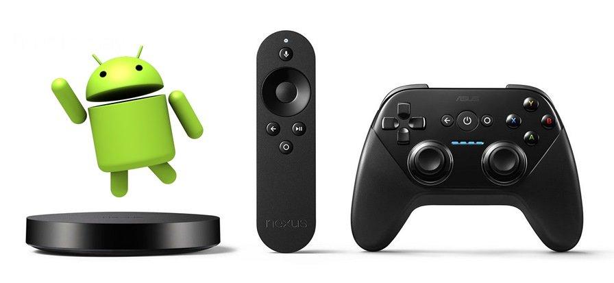 nexus-player-android Google renova a linha Nexus com foco em jogos para Android