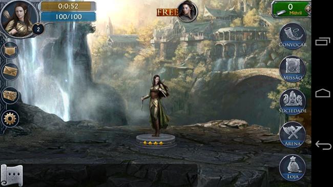 senhor-das-aneis-lendas Melhores Jogos para Android da Semana - #29/2014